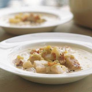 Creamy Fish Chowder Recipes