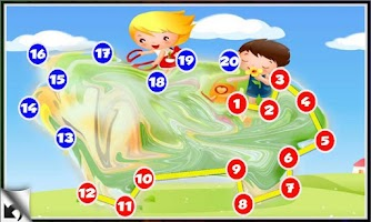 Screenshot of Genius Kids Games F