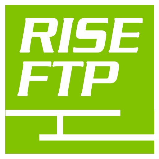 Rise FTP Server LOGO-APP點子