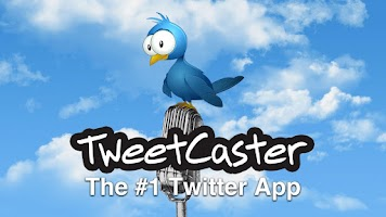 Screenshot of TweetCaster for Twitter