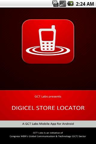 Digicel Store Locator