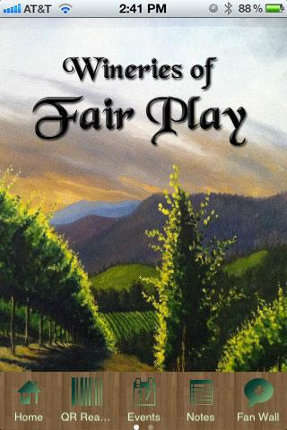 Wineries of Fair Play