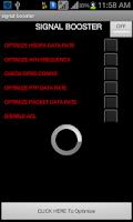 Screenshot of 2G 3G 4G LAN SIGNAL BOOSTER