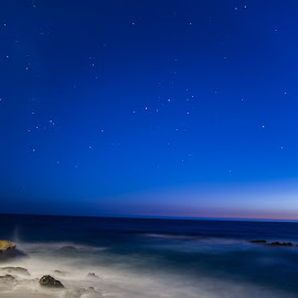 by Tim Mikolajczyk - Landscapes Beaches ( laguna beach, water, sunset, stars, ocean, beach,  )