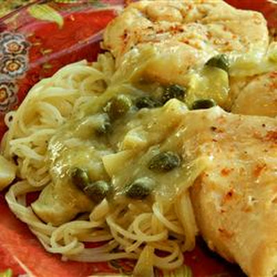 Pick of the Piccata Sauce