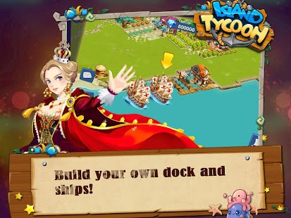 Island Tycoon - screenshot