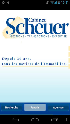 Cabinet Scheuer