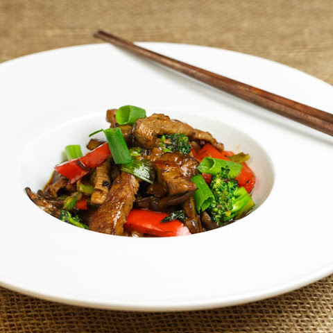 how to make stir fry sauce with oyster sauce