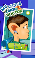Screenshot of Kids Ear Doctor – Fun Games