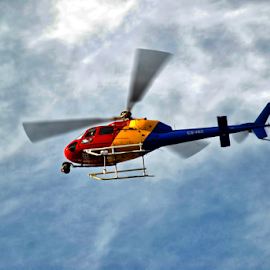 by Antonio Amen - Transportation Helicopters