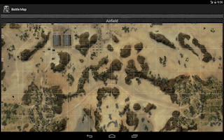 Screenshot of World of Tanks Clan Wars Tool