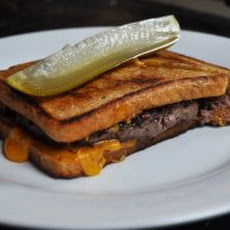 Patty Melt Burger Recipe