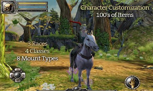 Aralon Sword and Shadow 3d RPG - screenshot