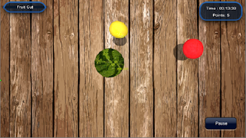 Screenshot of Fruit Cut