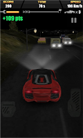 Screenshot of MORTAL Racing 3D