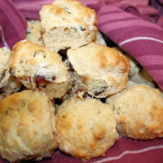 Date & Walnut Scones