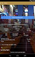 Screenshot of British Airways