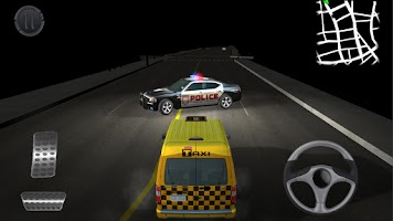 Screenshot of Mob Taxi