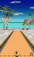 Screenshot of Bowling Paradise 3D