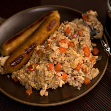 Groats and Bell Pepper Scramble Recipe