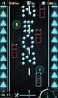 Screenshot of Neon Car Race