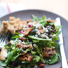 Apple & Stilton Harvest Salad