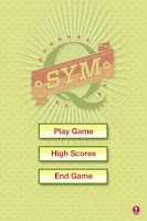 Screenshot of SymQ
