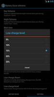 Screenshot of Battery Saver eXtreme Lite