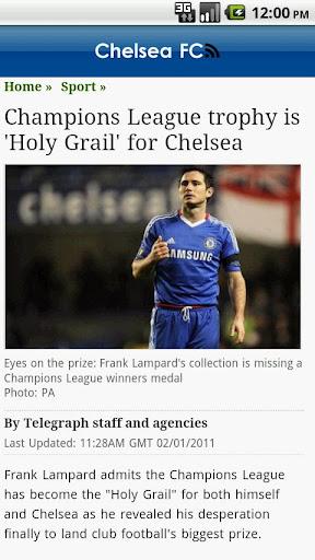 Chelsea: FanZone