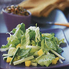 Mango Jícama Chopped Salad