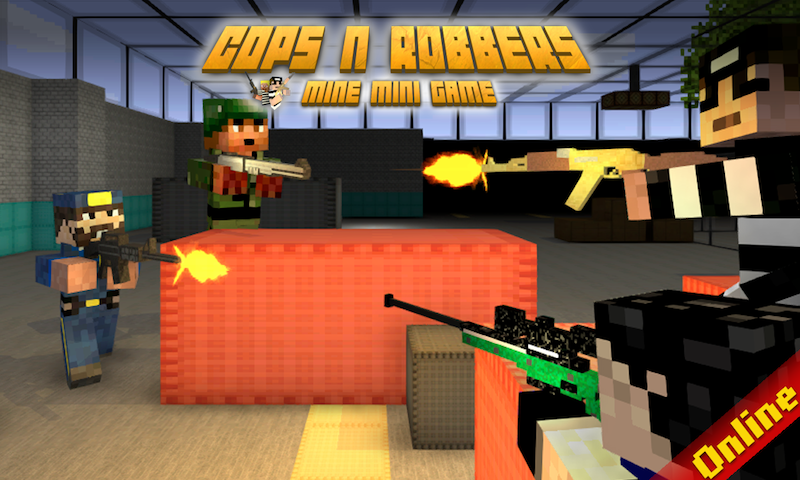 Cops N Robbers - FPS Screenshot 8