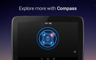 Screenshot of Compass