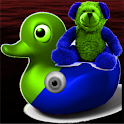 Little Duck Teddy Puzzles icon