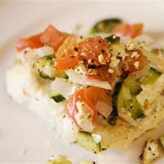 Baked Halibut Steaks