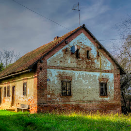 Old House by Siniša Biljan - Buildings & Architecture Homes