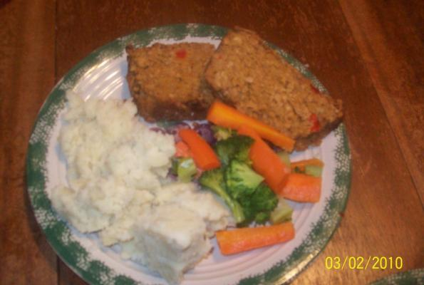 Mom's Michigan Meat Loaf Recipe | Yummly