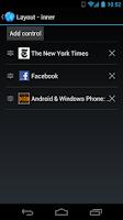 Screenshot of Quick ICS Browser