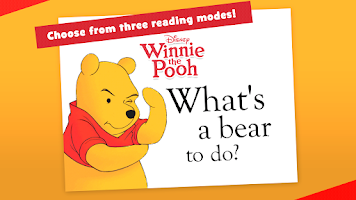 Screenshot of Winnie The Pooh Puzzle Book