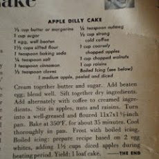 Apple Dilly Cake
