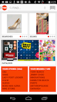 Screenshot of TheFind: Scan, Search, Shop