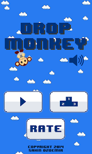 Drop Monkey - screenshot