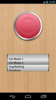 Screenshot of Sound Effects Doorbell Button