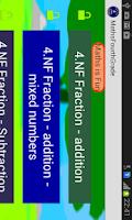 Screenshot of Fourth Grade Kids Math GuruPro