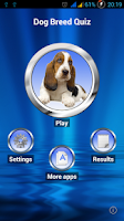 Screenshot of Dog Breed Quiz