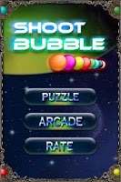 Screenshot of Shoot Bubble