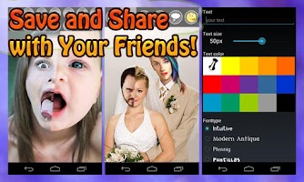 Screenshot of 2 Face Maker: Fun Photo Editor