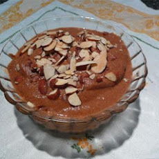 Mexican Chocolate Pumpkin Mousse