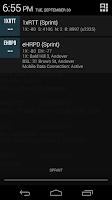 Screenshot of SignalCheck Pro