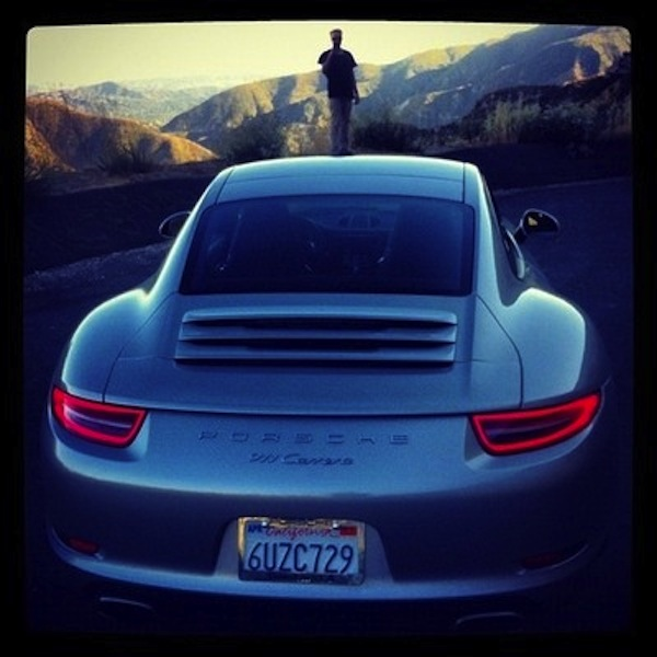 Rich Kids Of Instagram Porsche Carrera