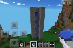 Screenshot of PE Building Minecraft